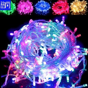10M Christmas lights crazy selling 10M PCS 100 strings Decoration Light 110V 220V For Party Wedding led Holiday lighting