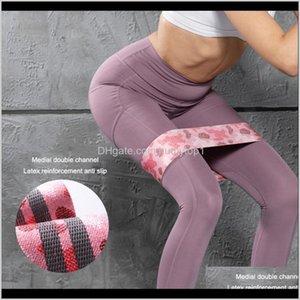 Yoga Resistance Bands Fitness Elastic Training Pilates Sports Workout Equipment For Workingout Comfortable Decoration Yzqp2 Otpli