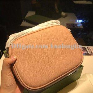 Genuine Leather Handbag messenger bag purse original box date code cross body fashion serial number