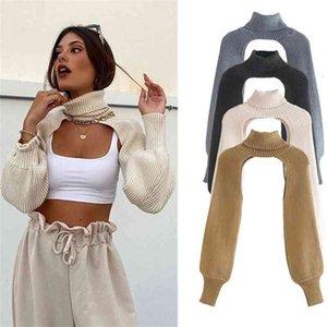 Women sweater turtleneck cashmere knit sweater ladies jumpers beige cardigan open back loft sweaters sweat shirt design sweater