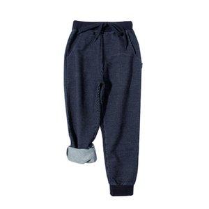 Fashion Slim Fit Gray Plaid Stripe Casual Harem Pants Kids teen Boy Trousers 4 5 6 7 8 9 10 11 12 12 14 Year Boys Sport Joggers 793 V2