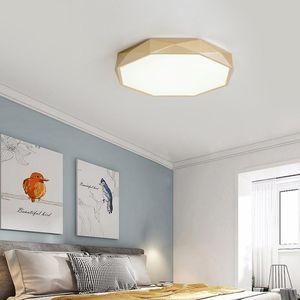 Ceiling Lights Nordic LED Home Master Bedroom Round Modern Simple Dining Room Living Lighting