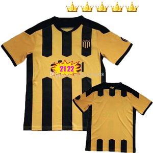 Club Atletico Penarol Soccer Jerseys 2021 2022 Uruguay 2021-22 Lucas الإصدار الخاص Viatri 21 22 Kits Cheights كرة القدم
