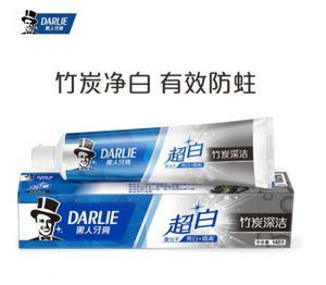 Black 140g Beijian toothpaste super white bamboo charcoal green tea Longjing MINT