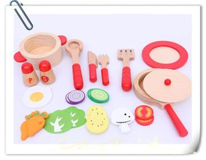 Children's Kitchen Play Food Fruits Set Talend Spey Toys Cutting Vegetable Playset Educational Learning