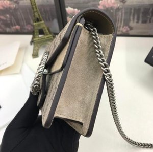 2021 mini fashion Genuine leather women shoulder bag letter handbags change wallets classic womens crossbody Evening bags with box 476432