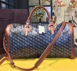 Duffel Bags Women's bag men's Highest quality goya Fashion duffel Handbags Luxurys Designers Bags with shoulder straps 48*23*26CM