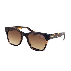 Summer Sunglasses For Men and Women style 0833 Anti-Ultraviolet Retro Oval Plank Full frame fashion Eyeglasses Random Box