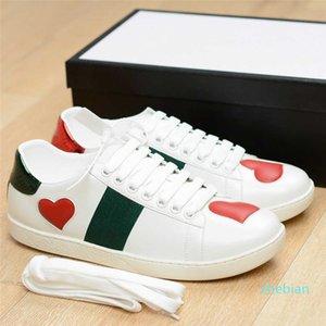 Дизайнер вышитые кожаные повседневные туфли на шнуровке дизайнерские кроссовки для женщин мужчин