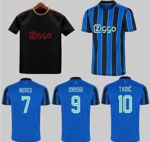 21 22 HALLER 21 22 amsterdam soccer jerseyS 2021 22 TADIC KLAASSEN TRAORE PROMES NERES CRUYFF men football shirt uniforms