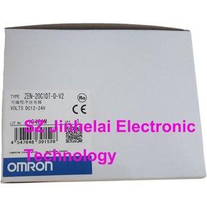 Original OMRON ZEN-20C1DT-D-V2 Programmable relay
