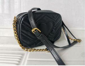 Bolsa de moda feminina mensageiro bolsa de ombro chain sacos de couro de alta qualidade carteira de couro mulheres bolsa de bolsa 17x17x12m hgw2-nenhum