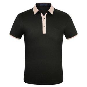 T-shirt da uomo a maniche corte per camicia da uomo Giacca a risvolto singola moda Sportswear Suit M-3XL