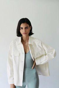Autumn Winter Plus Size Cotton Zaraing-style Women 2021 Sheining Vadiming Female Jacket Coat Hjh4342 Women's Jackets