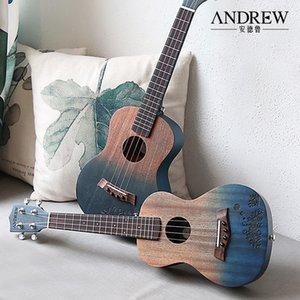 Ukulele beginner student adult female male 21 23-inch beginner's entry small guitar children's musical instrument