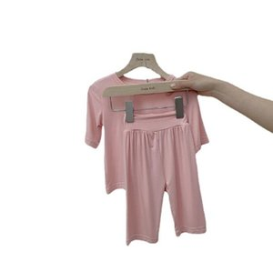 Spot Kids Pajamas Set Soft and Comfortable High Waist Boys Girls Children Baby Air Conditioning Clothes