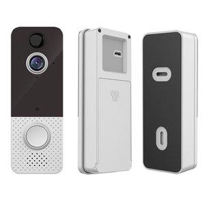 T8 Video Intercom Doorbells WiFi 1080P Wireless Visual Two-way Voice Door Bell Security Cloud Storage PIR Motion Sensor