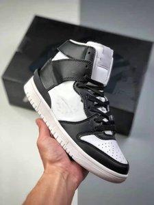 Сравнить с похожими элементами 2021 Аутентичная засада для засады High High Black White Men Женщины Открытый Обувь Спортивные кроссовки с коробкой CU7544-001