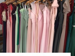 burgundy velvet bridesmaid dress special link for 7 dresses