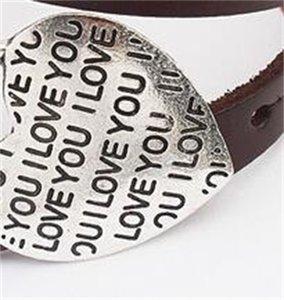 Charm Bracelets Bellamente Moda Estatuación Bohemia Serpiente Pulsera Pulsera Pulseras Estilo Corazón Wrap Infinity Bracelets 153 M2