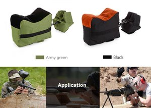 Outdoor Tactical Front Rear Shooting Bench Rest Bag Combo for Rifle without Filler
