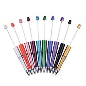 الأصلي usa diy japen إضافة القلم a bead الأقلام تخصيص مصباح العمل الحرفية أداة الكتابة ذات جودة عالية