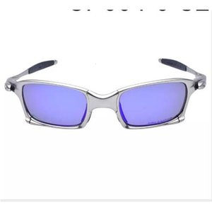 Wholesale-Original Aolly Juliet X Metal Riding Sunglasses Romeo Cycling Men Polarized Glasses Goggles Oculos Brand Designer cycling glasses