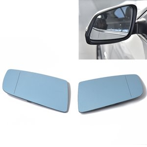 wtyd for mirrors Car Left Right Side Wing Rearview Mirror Glass Replacement Reversing Mirrors with Heated 51167065081 51167065082 for BM