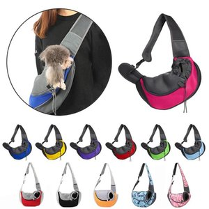 Pet Puppy Carrier S L Outdoor Travel Dog Shoulder Bag Mesh Oxford Single Comfort Sling Handbag Tote Pouch Car Seat Covers