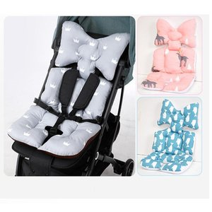 Stroller Parts & Accessories Baby Mattresses Cushion Seat Cotton Breathable Car Pad For Prams Cart Mat Born Pushchairs
