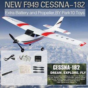 JJRC Eboyu F949 Fernbedienung Ebene Cessna 2.4g 3CH RC Fixed Flügelflugzeug RC Quadcopter Drohne
