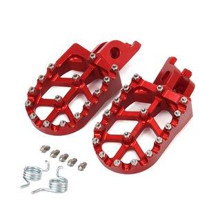 Foot Pegs Pedals Rests Footpegs For CR125 CR250 CRF150R CRF250R CRF250X CRF250RX CRF450R CRF450RX CRF450X CRF450L CRF250L KX250F KX250 KX450F KX450X KLX450R KX450