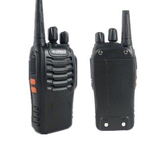 Original Baofeng BF-888S Portable Handheld Walkie Talkie car UHF 5W 400-470MHz BF888s Two Way Radio Handy YOUPIN high
