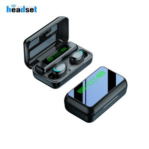R11 tws mirror bluetooth earphone sport music headset 5.1 high version wireless earbuds gaming headphone