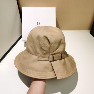 Hats Japan's spring and summer dome elegant wide brim sunscreen fisherman's female basin versatile foldable