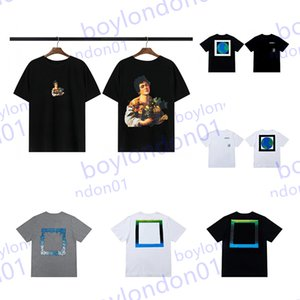 패션 남자 티셔츠 여름 womens 디자이너 좋은 품질 짧은 소매 유니섹스 힙합 티셔스 망 의류
