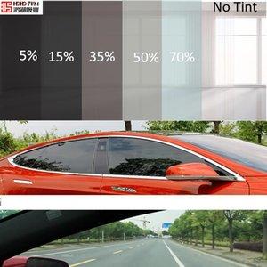 Наклейки окна Hohofilm Roll Pline Автомобильный оттенок Домашняя Офис Офис 100% УФ-Формушка Нано керамическая клейкая клейкая наклейка оптом