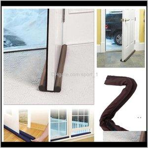 Other Building Supplies Door Dodger Stopper Energy Saving Protector Home Dustproof Doorstop Window Twin Draft Guard Owf5443 Oyvzo Wpj9F