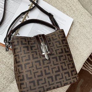 Pink sugao shoulder bag designer handbag lady fashion purse 2021 hots sales pu leather bucket shopping bag1