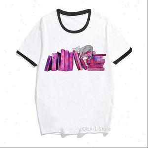Cat Women T Shirt Read On Books Cute Geek Funny animal print summer fashion vogue femme white short sleeve female