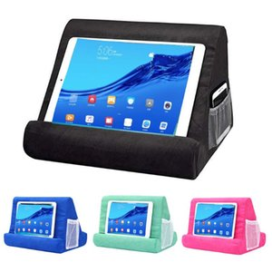 Notebook Tablet PC Stand Pillow Foam Lapdesk Multifunctional Cooling Pad Vertical Rest