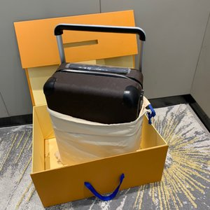 Reise Koffer Gepäck Classic Marke Luxus Designer Mode Unisex Kofferraumtasche Blumen Buchstaben Geldbörse Rod Box Spinner Universal Rad Duffel Taschen
