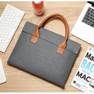 Briefcases Bussiness Bag For Woman Briefcase 11.6-15.6 Inch Laptop Mens Oxford 15In Computer Bags Women