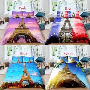 Towel Bedding Set Vintage Queen Full Single Double Size Lightweight Microfiber Duvet Cover With Pillowcase 2 3Pcs Sets