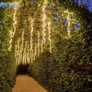 Strings 1.5m 2.5m 3.5m Warm White Fairy Lights Christmas Garland Led Racimos String For Wedding Party Garden Decor Curtain