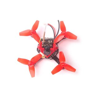 Trainer66 Mini 66mm 1S FPV Racing Quadcopter Drone PNP Kit W  Flysky DSM 2  X Frsky Receiver For Indoor Racer Accessory Drones