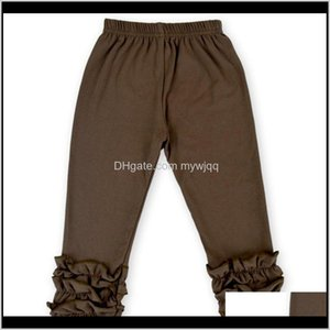 & Tights Baby Pure Color Long Pants Boys Girls Lotus Leaf Edge Trousers Versatile Leggings Multicolor 20Fy J2 Svc9F Tvpnk