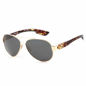 Classic costa sunglasses mens South Point_580P Polarized UV400 PC Lens high quality Fashion Brand Luxury Designers Sun glasses for women TR90 & Alloy frame &Case