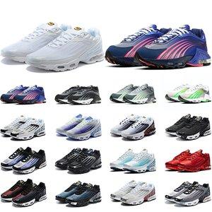 max tn 3 uomo donna scarpe da corsa scarpe da ginnastica da uomo sneakers Pre-Day triple black core bianco grigio fashion womens trainer sport