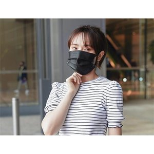 95% Mouth Masks Mask Free Face Ship Ear Filtration Loop Non Woven Pm2.5 Same Protective As Kf94 Mask P30